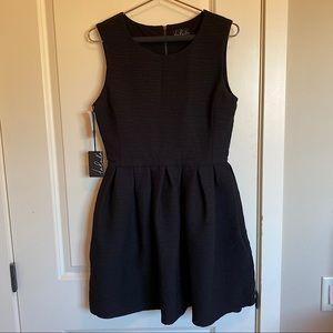 NWT - Talula - Black Waldorf Dress